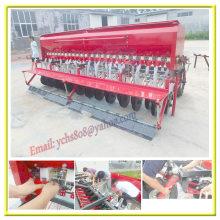 Plantador de trigo montado em Tractor Lovol