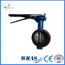 Globale market hot selling jis wafer butterfly valve