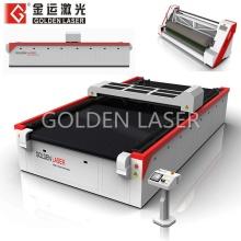자동 급지대를 절단 레이저 기계 의류