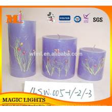 Best Selling Good Quality Competitive Price Eco-friendly Wax Bulk Religious Candle