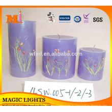 Лучшие продажи хорошее качество конкурентоспособная Цена Eco-содружественный воск оптом религиозные свечи