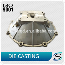 Kundenspezifisches Aluminium Druckgussteile und leichte LKW-Kupplungs-Abdeckung