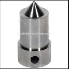Aluminio Acero Latón Hierro Cobre Zinc Custom CNC Mecanizado de piezas
