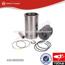 Kit de revêtement de cylindre de moteur YC6108-430 yuchai 430-9000200 * -H