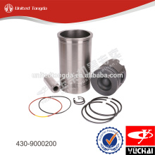 YC6108-430 yuchai engine cylinder liner kit 430-9000200*-H