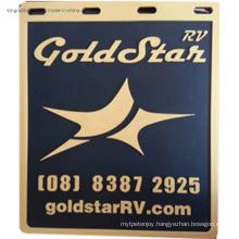 Customized Logo PVC Mud Flaps Splash Guard Fender for Trailers and Trucks