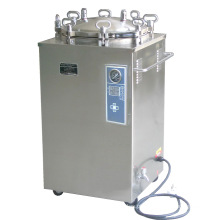 Esterilizador vertical do vapor da pressão do hospital de 35L / 50L / 75L / 100L Digitas
