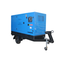 206kVA Cummins Engine Silent Diesel Generator Set