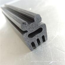 Tiras flexíveis de vedação de espuma de extrusão EPDM
