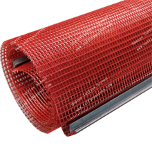 Polyurethane Wire mesh with hooks