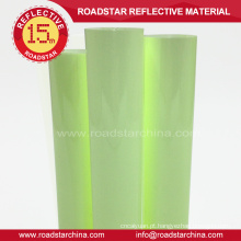 Película de transferência de calor Eco-Friendly fotoluminescente para vestuários