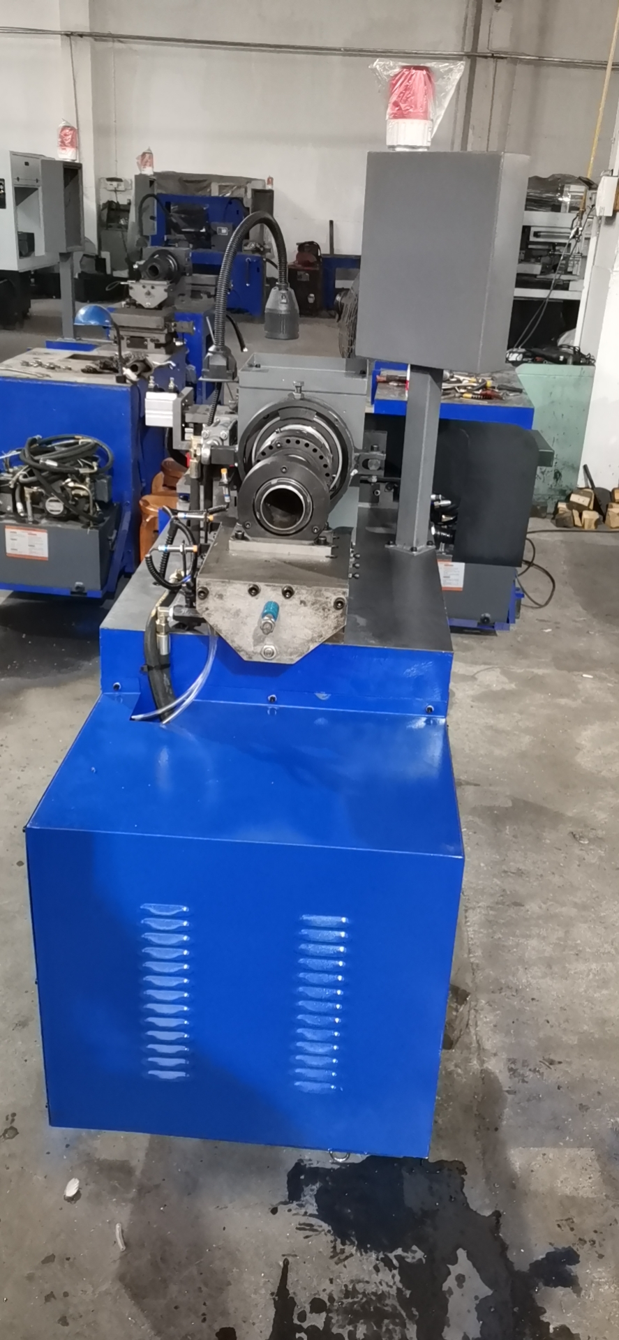 Hot Sell Steel Pipe Cutting Machine