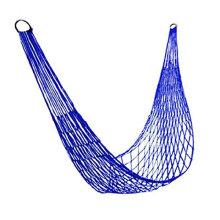 Blue Mesh Hammock Net hammock On Promotional Sale