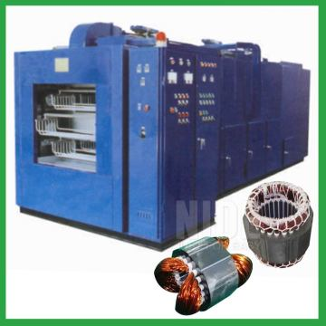 Automatic Induction Stator Varnish Plant