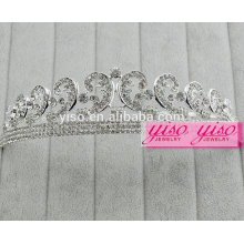 korean hair accessories custom made jewelry tiara