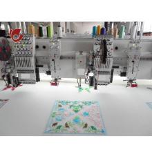 Máquina del bordado de la toalla