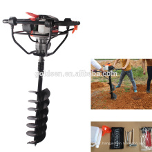 71cc 2400w Hand-Held Manuel Fence Post Hole Digger Machine à percer Terre Terre