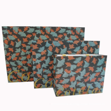 Lidar com saco de papel para embalagem ou compras (SW108)