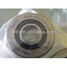 Без осевых направляющих уплотнений с обеих сторон игольчатый подшипник игольчатого подшипника NA2200.2RS NA2200-2RSR