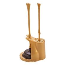 Kundenspezifischer Hochdruckgummi-WC-Tauchkolbenkopf mit Kunststoffspülset