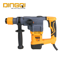 Taladro de martillo perforador eléctrico DingQi1500W 32 mm
