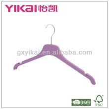 Gummi-Lack-ABS-Kleiderbügel