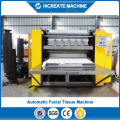 quanzhou production machinery HC-L 2 Lanes Facial Tissue Paper Making Machine