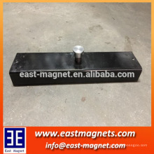 Neodymium Magnetic mould lock/Magnetic fixed Block/clamping magnet/magnet fixtures/strong concrete magnet