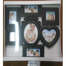Black Collage Photo Frame