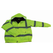 Reflective Coat for Safety in High Quality Comfortable and Soft Touch