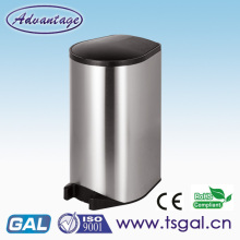 Stainless Steel Automatic Dustbin