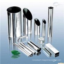 ASTM 202 304 tube sans soudure en acier inoxydable