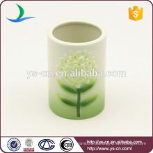 Keramik Vergissmeinnicht-Zahnbürstenhalter