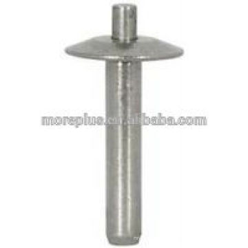 Taiwan Blind Drive Hollow Male Femalesemi tubular rivet machinedecorative rivets blind rivet