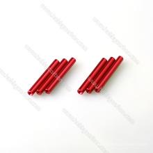 Separadores de aluminio anodizados a color, separadores para soporte FPV