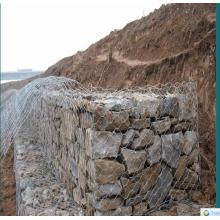 Galvanized Welded or Galvanized 2X1X1m Gabion Box ISO9001