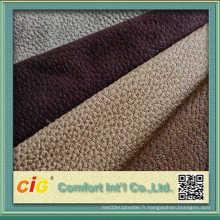 Tissu en daim pour housse de canapé