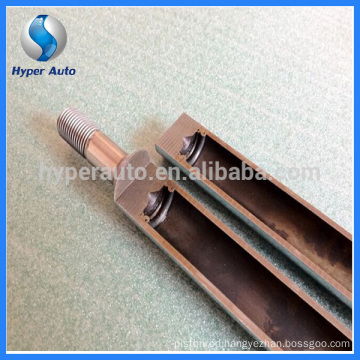motorcycle shock absorber hollow piston rod pipes