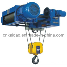 5ton Wire Rope Hoist with Double Rail Trolley