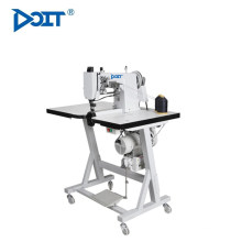 DT 82 computerized double needle surface domestic sewing machine