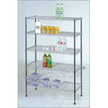 Adjustable DIY Metal Disply Shelf for Bath Room (CJ-B1089)