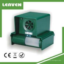 Repelente ultrasónico verde del gato de LS-987F