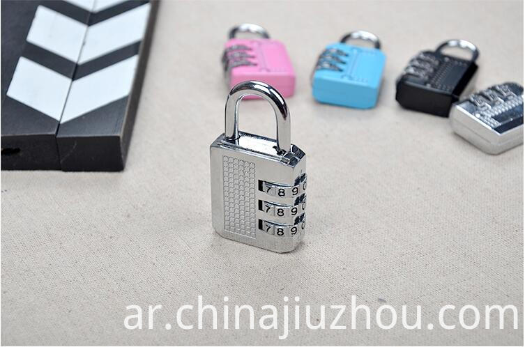 Cheaper Zinc Alloy Lock