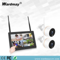2CH 2.0MP WIFI NVR Kits with Touch Screen