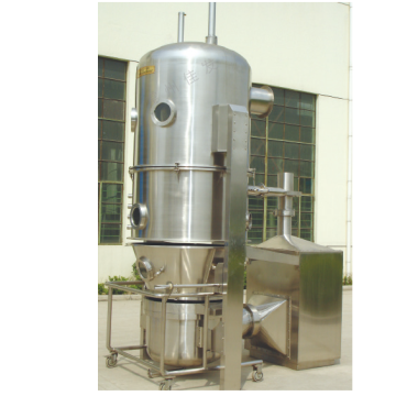 Spraying Dryer Herbal Granulating Drying Machine