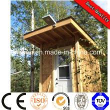 Température de couleur blanche chaude (CCT) 6W 8W 10W 12W tout dans un réverbère solaire de LED avec le mouvement Senso
