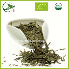 2016 Primavera Organic Longjing Dragão Bem Chá Verde A