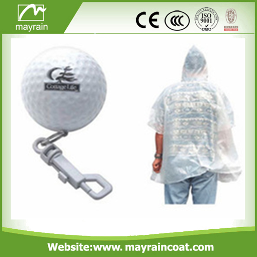 Adult Light Disposable Poncho