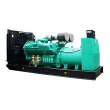 Honny Potencia Silenciosa 600kW 750kVA Generador Diesel AMF