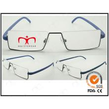 Heiße verkaufende bunte Tr90 Tempel Metall optische Rahmen (WRM503026)